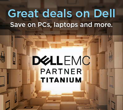 Save on Dell PCs and Laptops