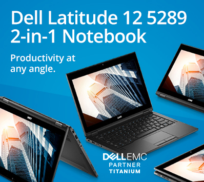 Dell Latitude 12 5289 2-in-1 Notebook