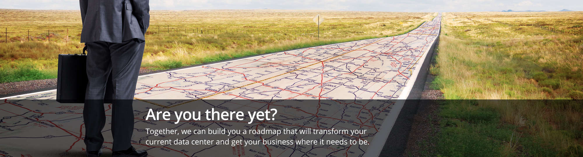 Zones Data Center: Together, we can build you a roadmap that will transform your current data center and get your business where it needs to be.