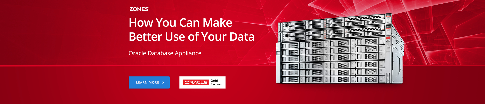 Oracle: How You Can Make Better Use of Your Data.
