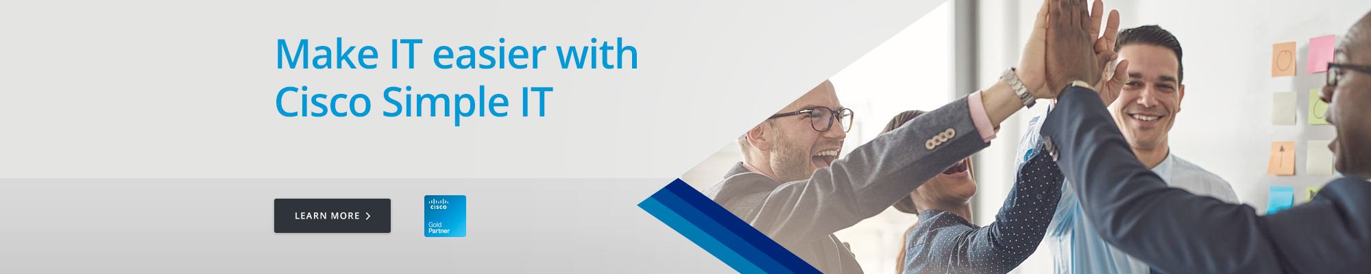 Make IT easier with Cisco Simple IT