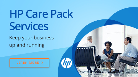 HP Care Pack Services