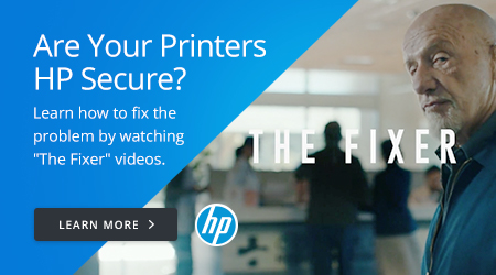Are Your Printers HP Secure?