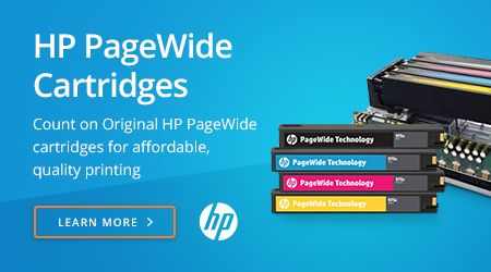 HP PageWide Cartridges