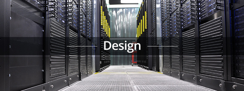 Zones Data Center Design