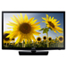 Samsung - Samsung UN24H4000 24in 1366x768 LED TV w/ Swivel Stand