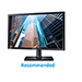 Samsung - Samsung S22E450D 22in 1920x1080 LED Monitor w/Height Adjustable Pivot Swivel Stand