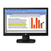 HP Inc. - HP V193B 19in (18.5in vis) 1366x768 Widescreen LED Monitor