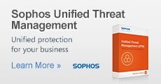 Sophos Unified Threat Management