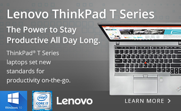 Lenovo ThinkPad T Series