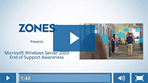 Video: Microsoft Windows Server 2003 End of Support Awareness
