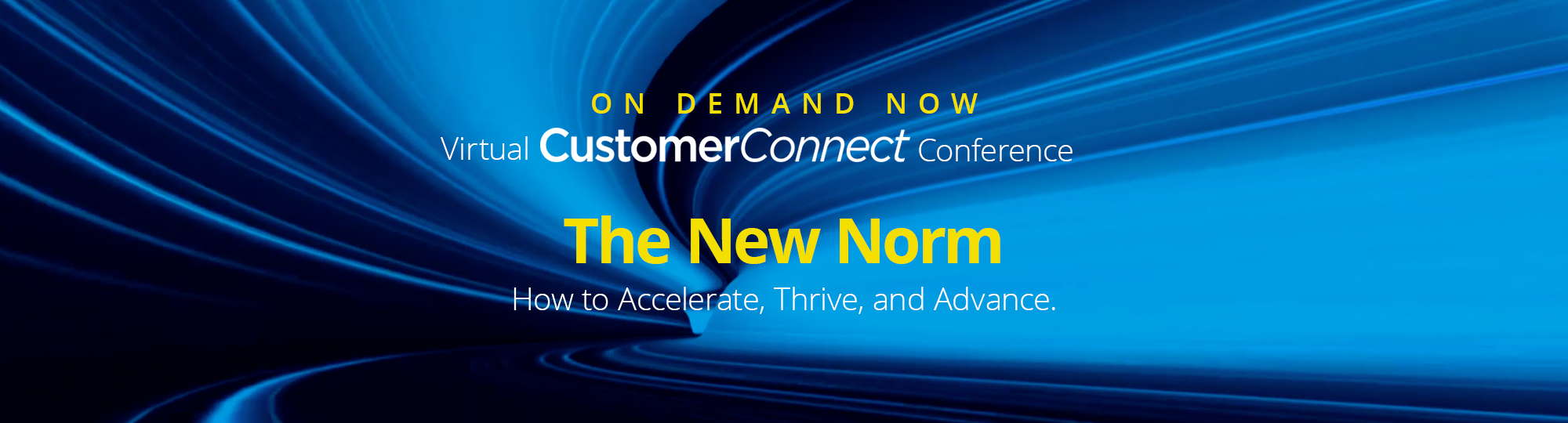 Zones CustomerConnect Virtual Conference on Sept 15, 2020: The New Norm