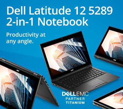 Dell Latitude 12 5289 2-in-1 Notebook