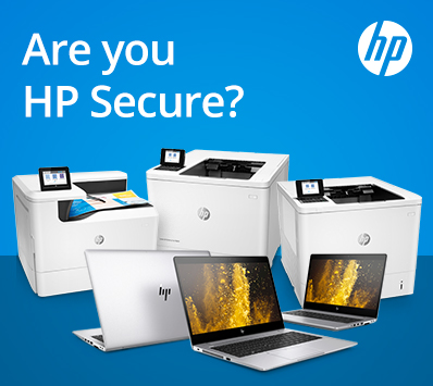 Are you HP Secure?