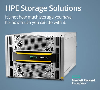 HPE Storage Solutions