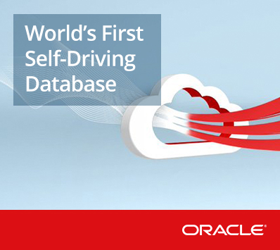 World's First Self-Driving Database