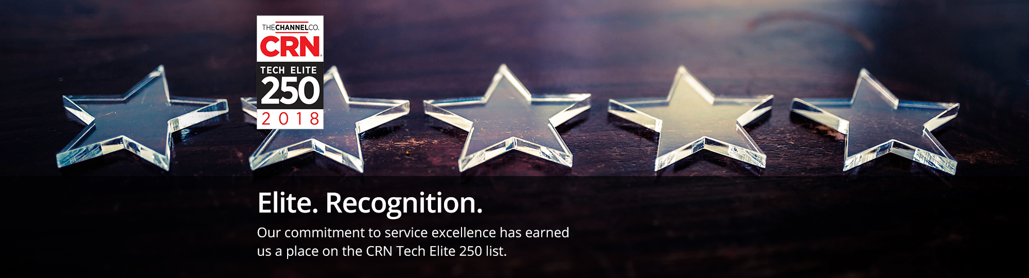 Zones Named One of 2018 Tech Elite Solution Providers by CRN