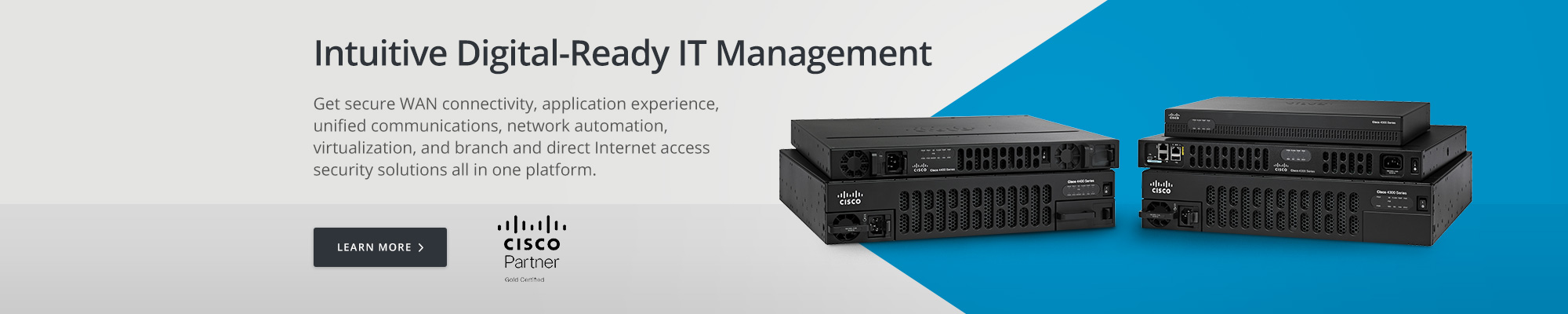 Cisco Intuitive Digital-Ready IT Management