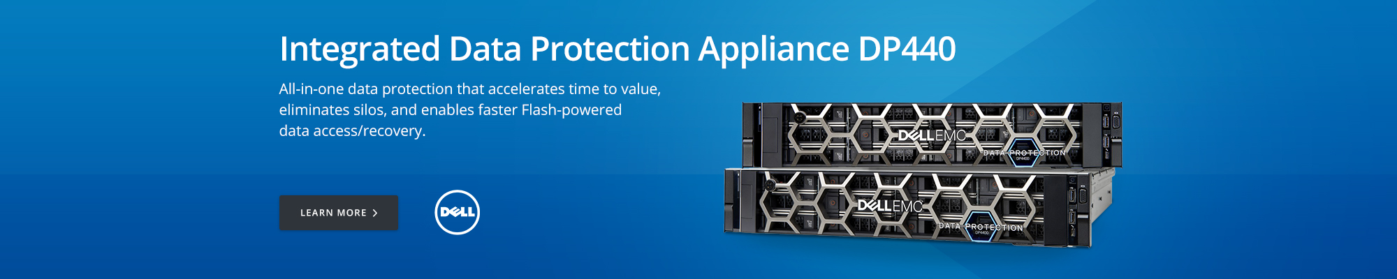 Dell: Integrated Data Protection Appliance DP4400