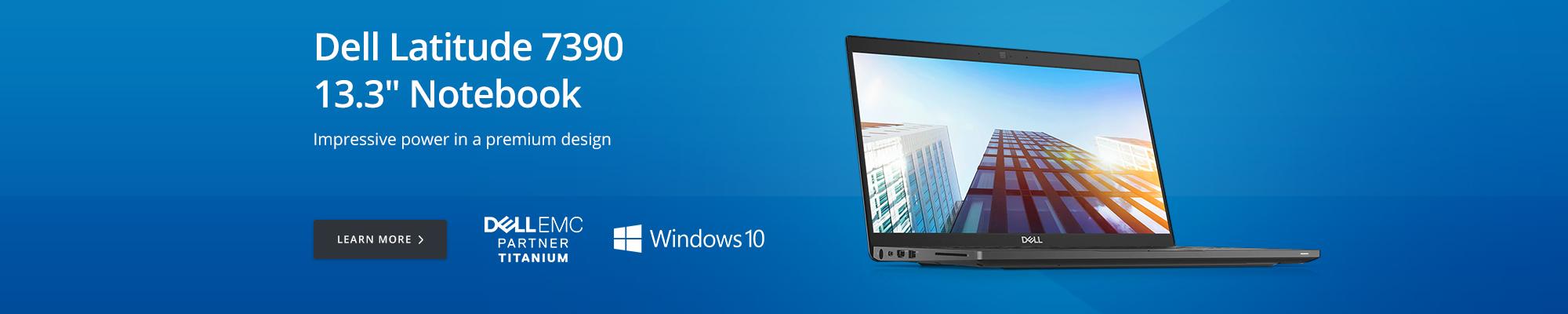 Dell Latitude 7390 13.3in Notebook