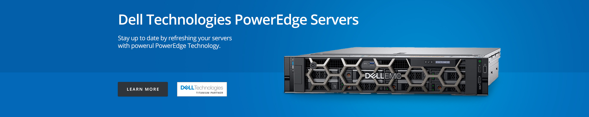 Dell Technologies PowerEdge Servers