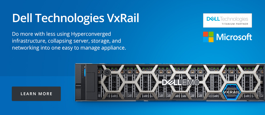 Dell Technologies VxRail