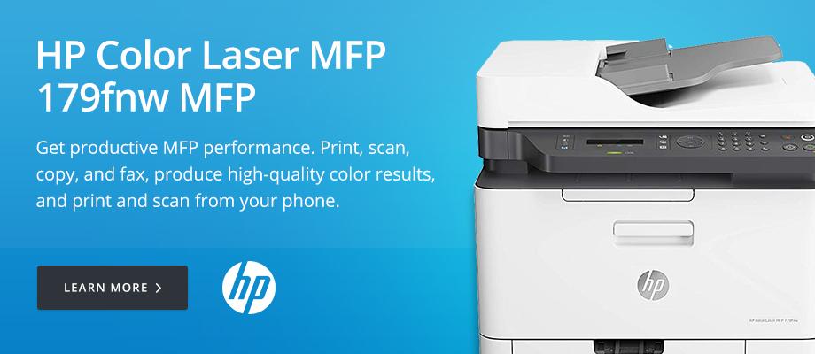 HP Color Laser MFP 179fnw MFP