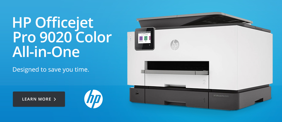 HP Officejet Pro 9020 Color All-in-One