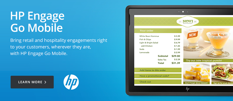 HP Engage Go Mobile