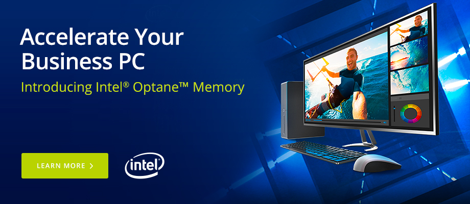 Intel: Accelerate Your Business PC