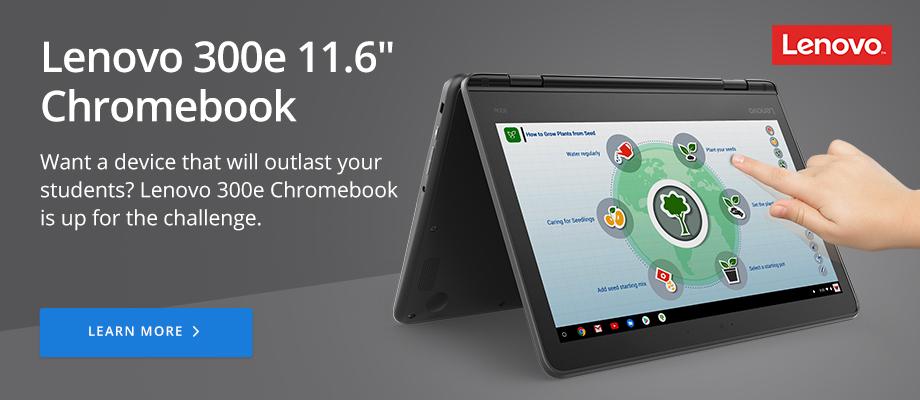 Lenovo 300e 11.6in Chromebook