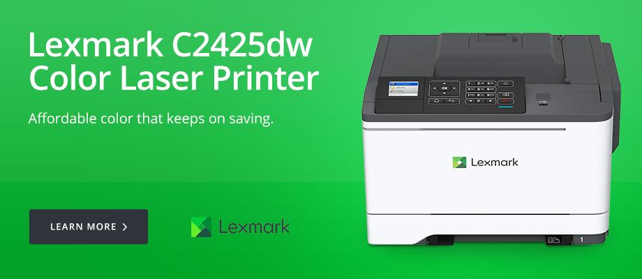 Lexmark C2425dw Color Laser Printer