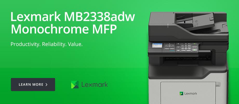 Lexmark MB2338adw Monochrome MFP