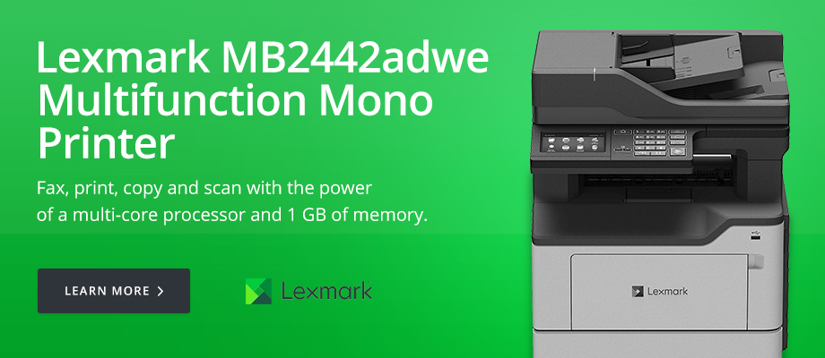 Lexmark MB2442adwe Multifunction Mono Printer