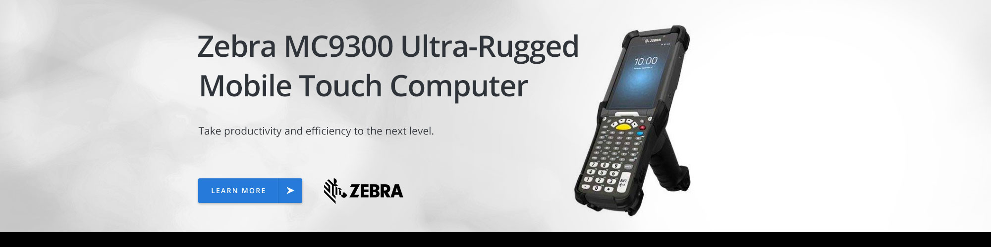 Zebra MC9300 Ultra-Rugged Mobile Touch Computer