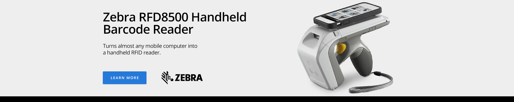 Zebra RFD8500 Handheld Barcode Reader