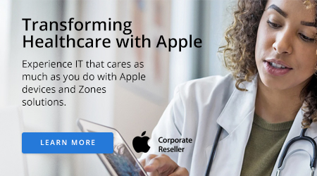 Transforming Healthcare with Apple