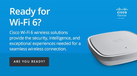 Cisco Wi-Fi 6 Wireless Solutions