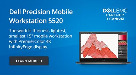 Dell Precision Mobile Workstation 5520