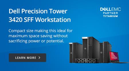 Dell Precision Tower 3420 SFF Workstation