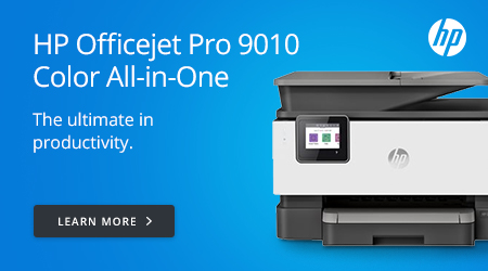 HP Officejet Pro 9010 Color All-in-One