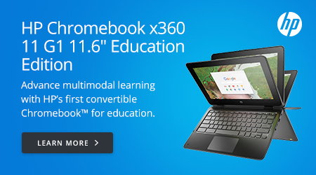 HP Chromebook x360 11 G1 11.6in Education Edition