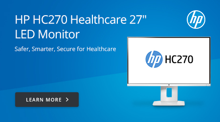 HP HC270 Healthcare 27in LED Monitor