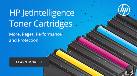 HP JetIntelligence Toner Cartridges
