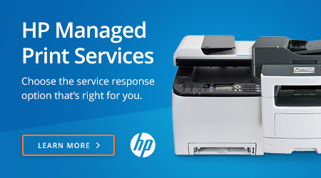 HP Managed Print Services
