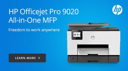 HP Officejet Pro 9020 All-in-One MFP