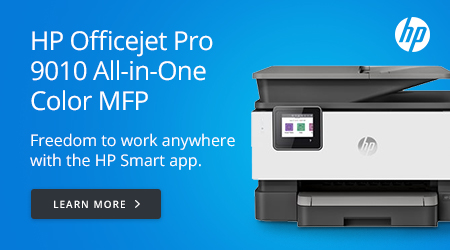 HP Officejet Pro 9010 All-in-One Color MFP