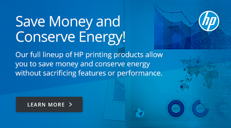 HP: Save Money and Conserve Energy!