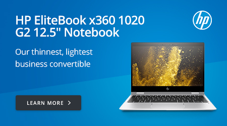 HP EliteBook x360 1020 G2 12.5in Notebook