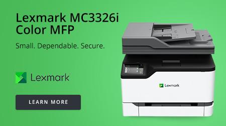 Lexmark MC3326i Color MFP